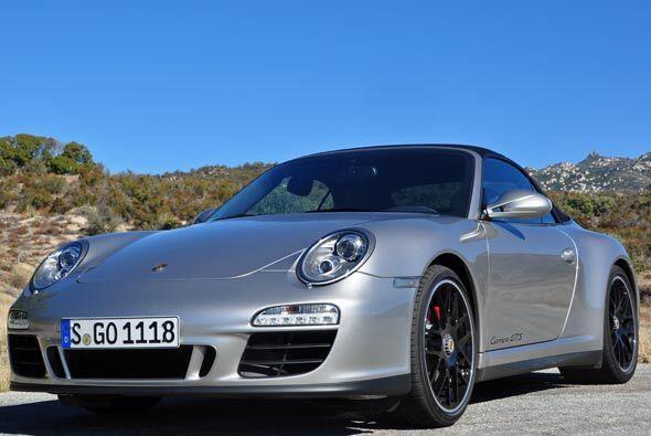 El excelente Porsche 911 Carrera encontró su máxima expresión en Los Ang...