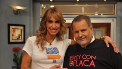 Raúl de Molina transmitirá El Gordo y La Flaca desde Sudáfrica, mientras...