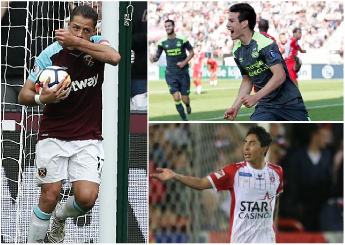 Estrellas de fútbol mundial que aún no renuevan y serían agentes libres...