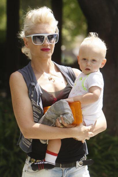 A sus 44 años de edad Gwen Stefani acaba de tener a su tercer beb...