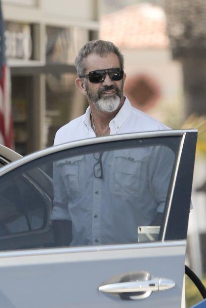Mel Gibson decidió dejar a un lado sus problemas para disfrutar de una t...