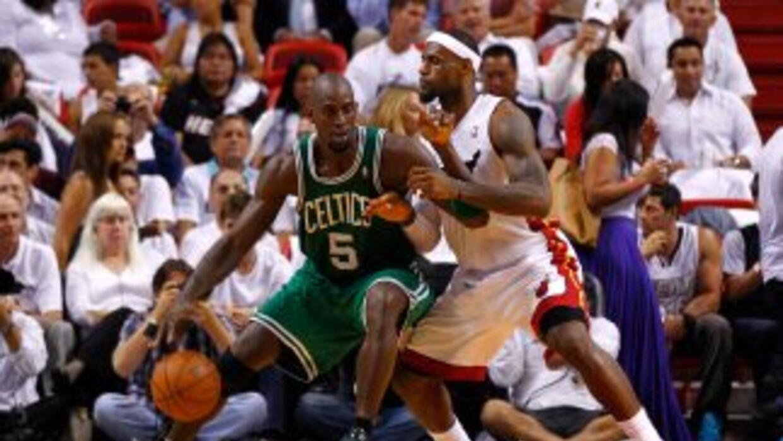 Heat v Celtics 06 05 2012