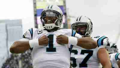 Panthers 27-23 Seahawks: Carolina mantiene el invicto 5 - 0 y es líder e...
