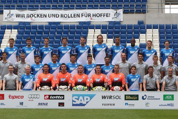 DIVERTIDO DE VER: Hoffenheim aportó algo del fútbol más entretenido de l...