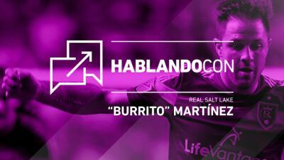 """Hablando con Juan Manuel """"Burrito"""" Martínez"""