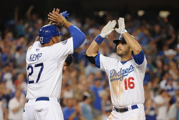 6. LOS ANGELES DODGERS  Valor: $1.4 millones.  Dueño: Guggenheim Baseball.