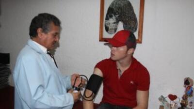 'Canelo' sin problemas en el examen médico de la Comisión de Box del Dis...