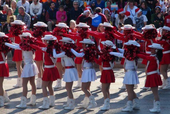 Desfile de Thanksgiving 2012
