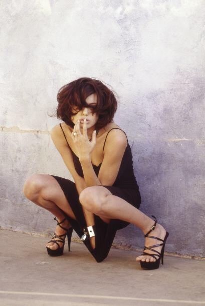 """Angelina siempre tuvo claro cuál era la forma de integrarse al """"star sys..."""