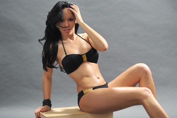 Sandra está segura que hará un buen papel en Miss Colita,