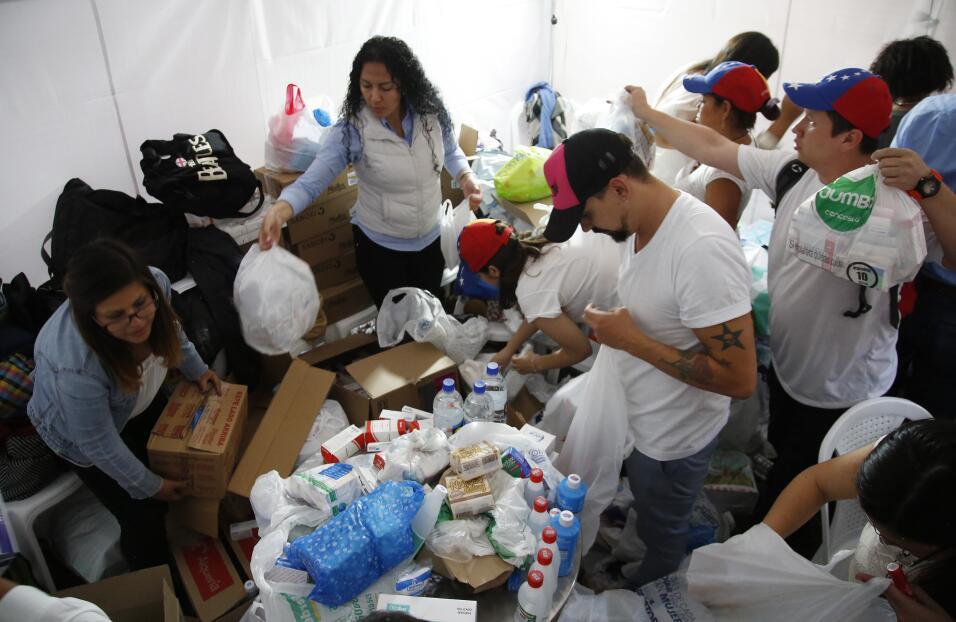 Colombia es uno de los países donde se han recolectado medicamentos para...