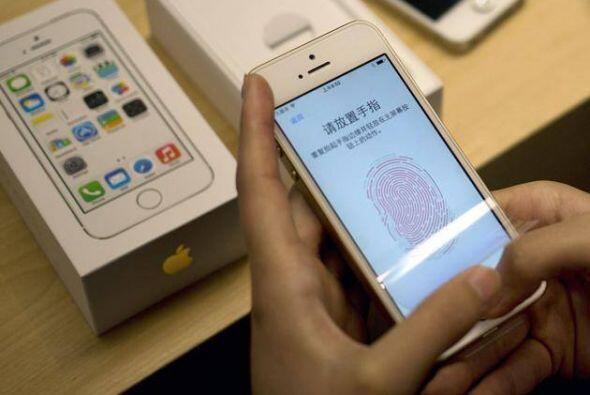 iPhone 5S.El último iPhone es tal vez el mejor teléfono en el mercado. C...