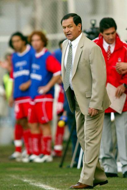 En el Clausura 2005 se le dio nuevamente el timón de los Diablos pero tu...