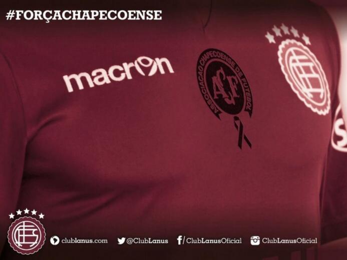 Las camisetas que rindieron homenaje a los eternos guerreros del Chapeco...