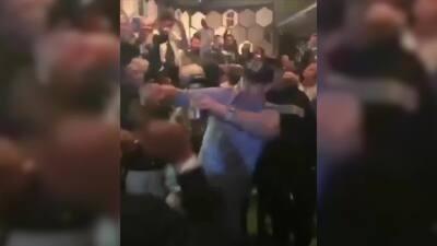 ¡Festejo de MVP! Drew Brees celebró sus 40 años mostrando sus dotes de baile