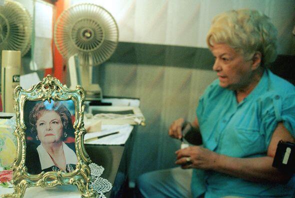 Murió a los 87 años dejando una importante trayectoria en teatro, cine y...