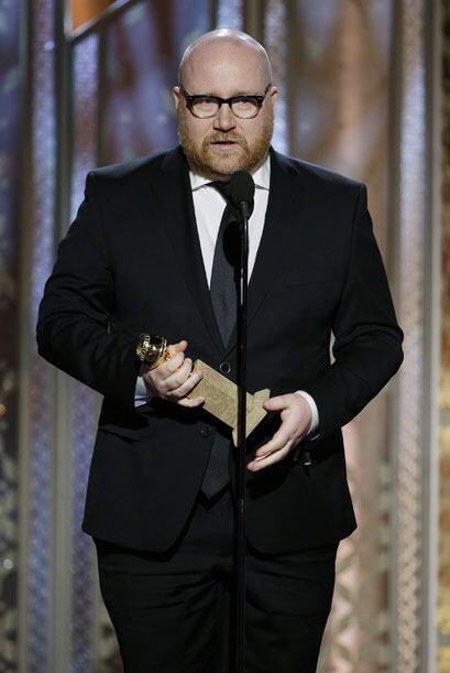 Johann Johansson ganó Mejor Música original por 'The Theory of Everything