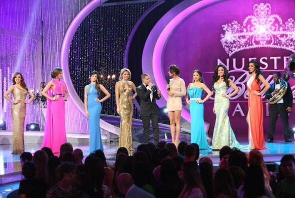 Revive el desfile de alta costura de la séptima gala de Nuestra Belleza...