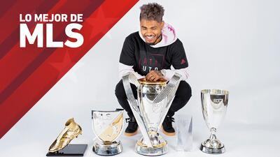 Lo Mejor del 2018: el paso arrollador del goleador, MVP y hombre récord Josef Martínez