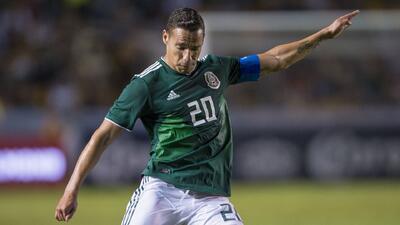 Jesús Dueñas se sorprendió al ser nombrado capitán de la selección de México