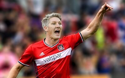 Bastian Schweinsteiger ficha con el Chicago Fire