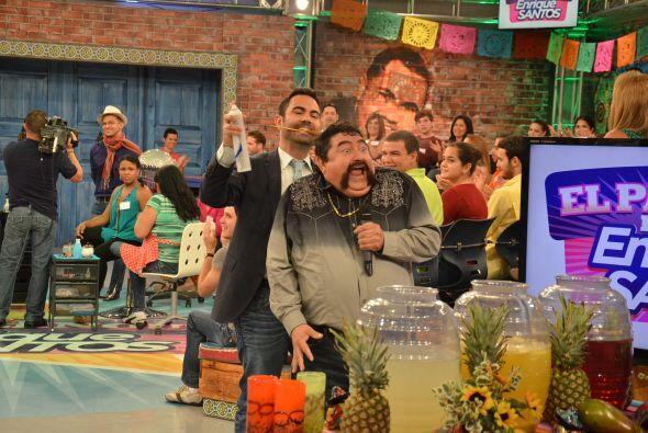 Guadalupe no podía creer  lo atrevido y habilidoso que result&oac...