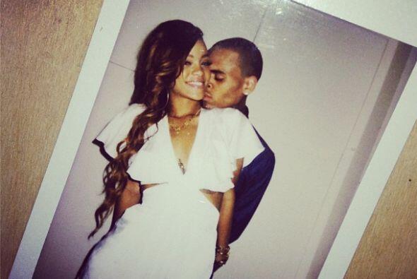 """¿Qué piensa Rihanna sobre su nueva relación con Chris Brown? """"Ahora que..."""