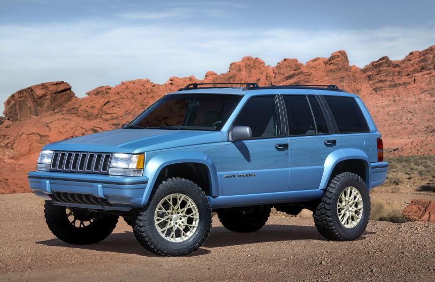 Los conceptos que llegarán el Safari de Pascua Jeep 2017  CN017_003JPb23...
