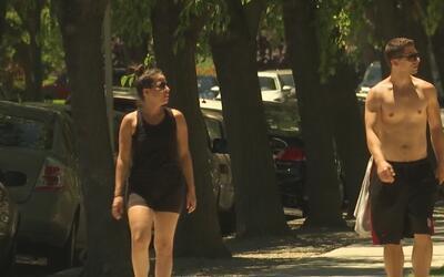 Autoridades y comunidad en alerta por ola de intenso calor