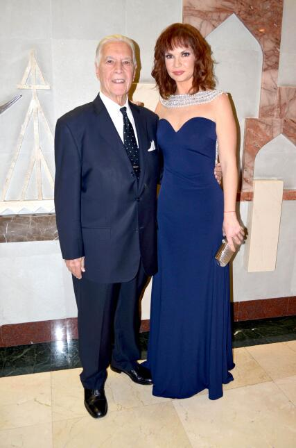 Ana Patricia Rojo y Gustavo Rojo