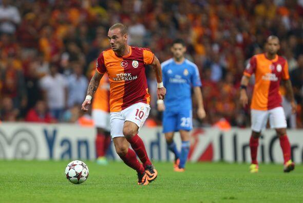 El Galatasaray desaprovechó unos cuantos contragolpes y lo pagaría caro.