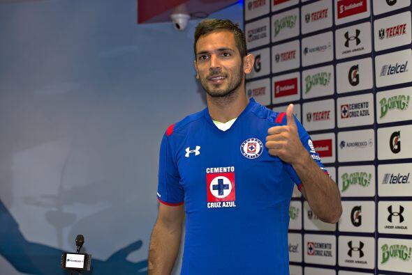 El delantero de Cruz Azul se perderá otro partido más cuando los celeste...
