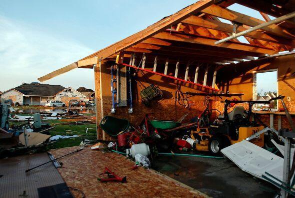El tornado de Coal City llegó con vientos de 160 millas por hora.