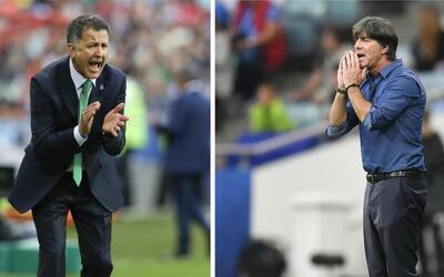 México y Alemania buscarán el pase a la Final de la Copa C...