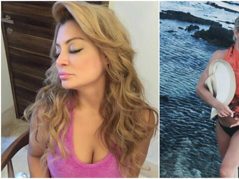 La cantante Marisol Terrazas será abuela a los 41 años.
