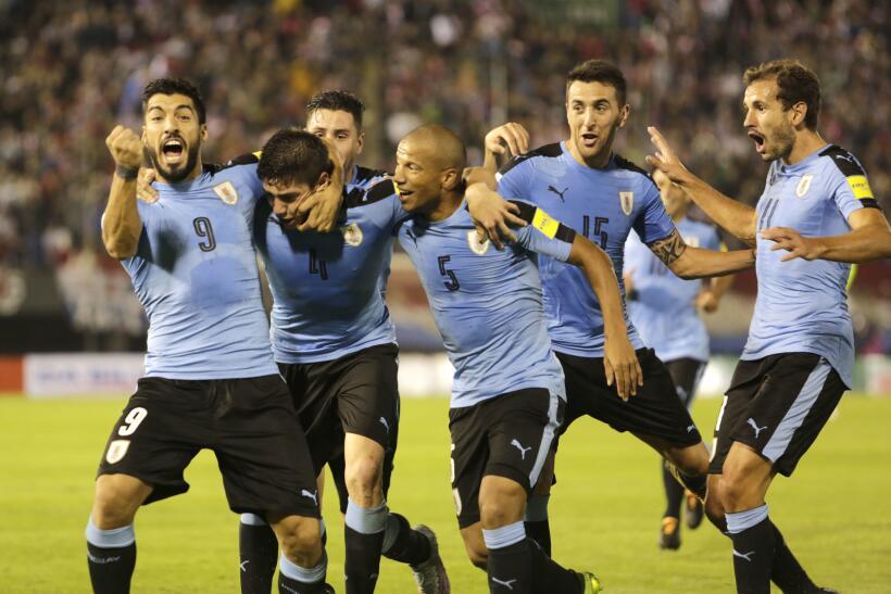 (Conmebol) 2. Uruguay