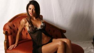 Michela Roth es una maestra que además es modelo.