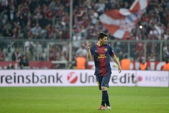 Lionel Messi recibió el alta médica tres horas antes del silbatazo inici...
