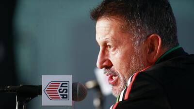 Juan Carlos Osorio se concentra en los compromisos estivales del 'Tr...