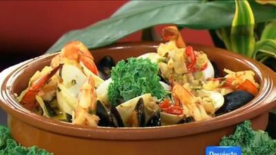 Disfruta de un platillo típico del Brasil con esta riquísima receta para...