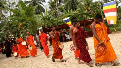 Conmemoran gran tsunami que impactó Asia