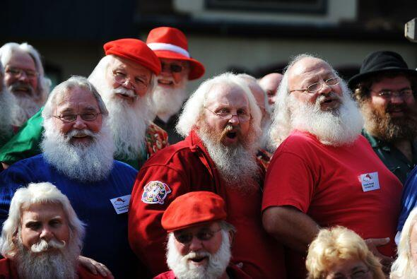 ¿Dónde aprendió Santa Claus a decir ¡Jo, jo, jo! y a escuchar los pedido...