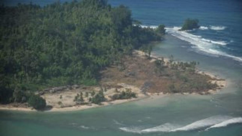 """Indonesia se asienta sobre el llamado """"Anillo de Fuego del Pacífico"""", un..."""