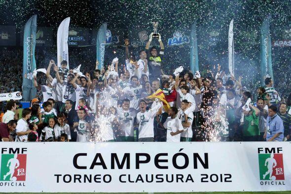 Santos llegó a la final como líder y Monterrey como sublíder. En aquella...