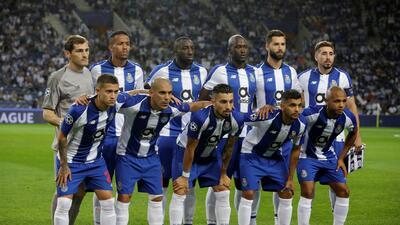 Con buenas sensaciones los mexicanos Héctor Herrera y Jesús Corona en triunfo del Porto