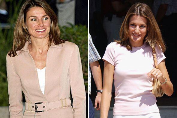 A lo largo de su vida como Princesa de Asturias hemos visto a Letizia Or...