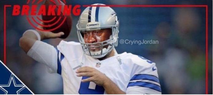 Tony Romo le dijo adiós a la NFL, pero los memes lo recuerdan con cariño...