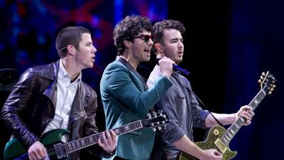 Los Jonas Brothers están ya en Telehit sólo para ti, verás sus inicios a...