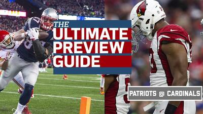 Las claves para el Patriots vs. Cardinals