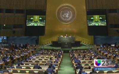 Estados Unidos emite voto histórico en torno al embargo a Cuba